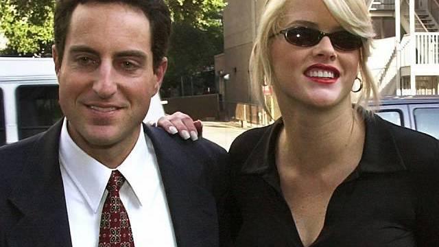 Anna Nicole Smith und Howard Stern (Archiv)