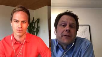 Skype-Interview: 10 Minuten mit USA-Korresponent Renzo Ruf