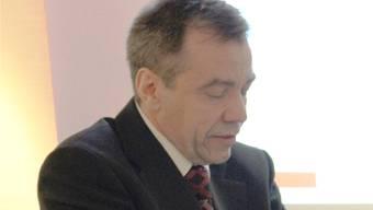 Bruno Liebi, Präsident Bäcker-/ Confiseurmeisterverband