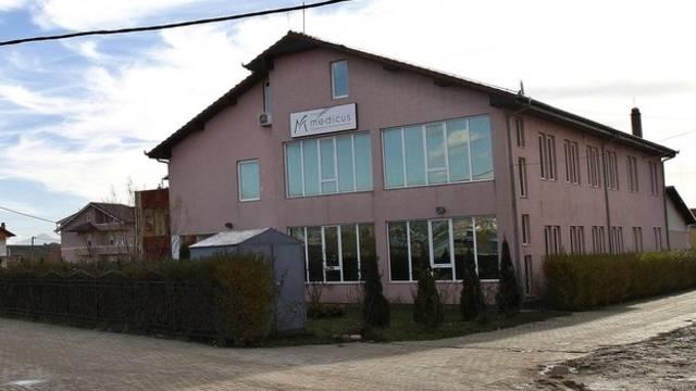 Im Zentrum der Ermittlungen: Medicus Klinik in Pristina (Archiv)