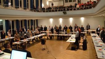 Die CVP reagiert auf die Analyse zur jüngsten Sitzung im Einwohnerrat Wohlen. (Archiv)