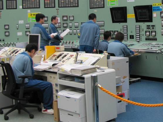 Insgesamt 17 Arbeiter im Atomkraftwerk Fukushima wurden seit Beginn der Krise verstrahlt.