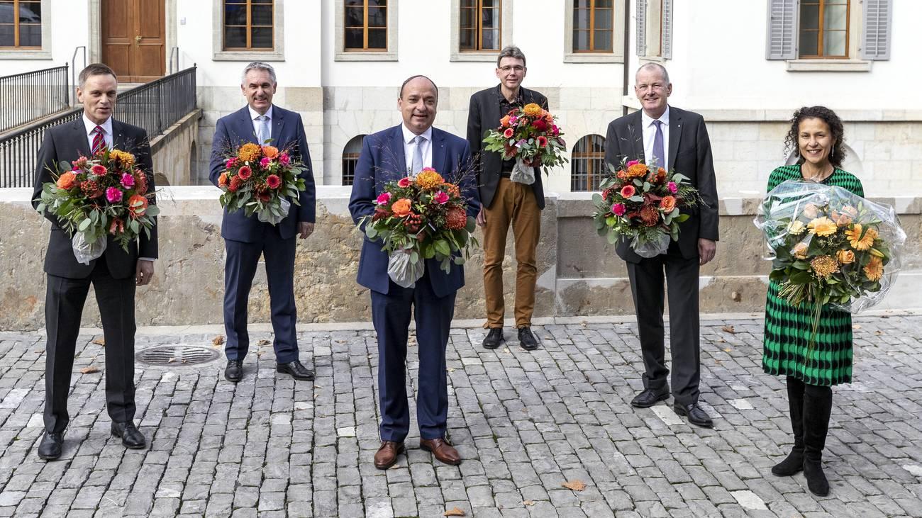 Regierungsrat Aargau