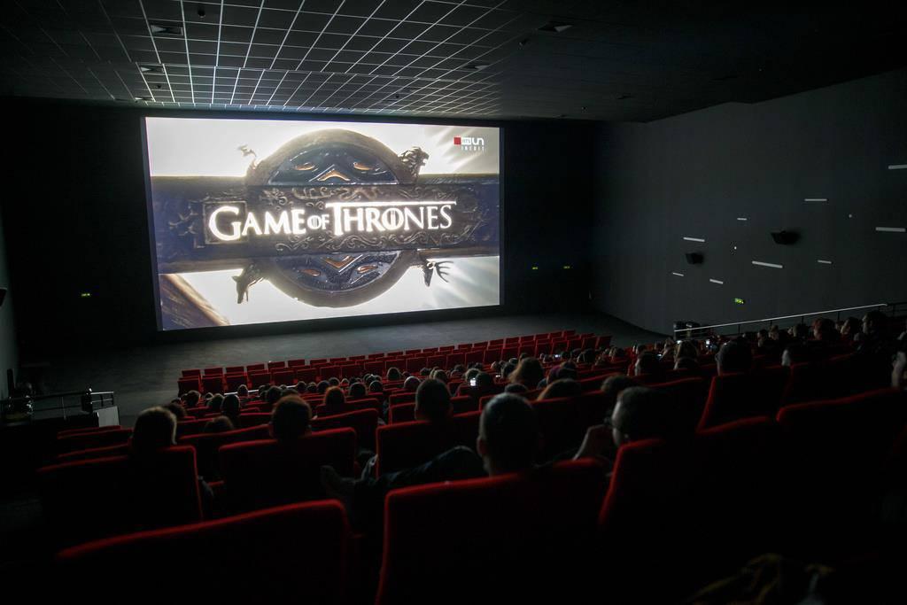 «Game of Thrones»-Finale im Kino (© Keystone)