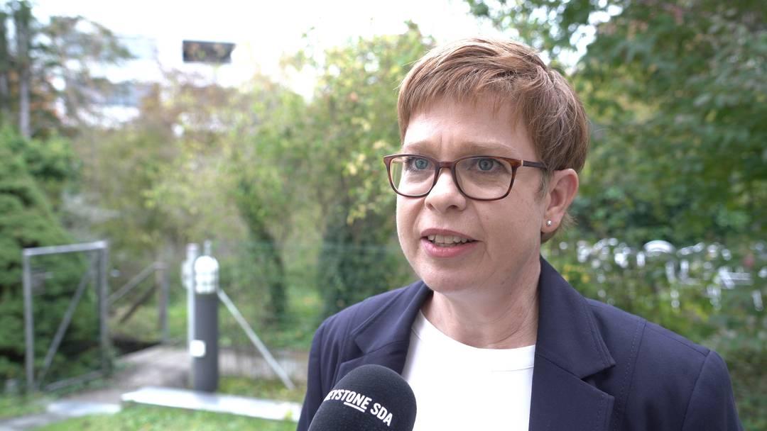 Ruth Müri: «Das ist die beste Möglichkeit, zwei rechtsbürgerliche Männer zu verhindern»
