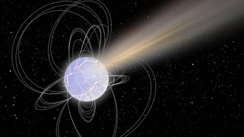 Zwei kosmische Mysterien erstmals vereint