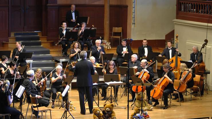 Das Stadtorchester Solothurn überzeugte mit einer kindergerecht aufbereiteten «Zauberflöte» von Wolfgang Amadeus Mozart.