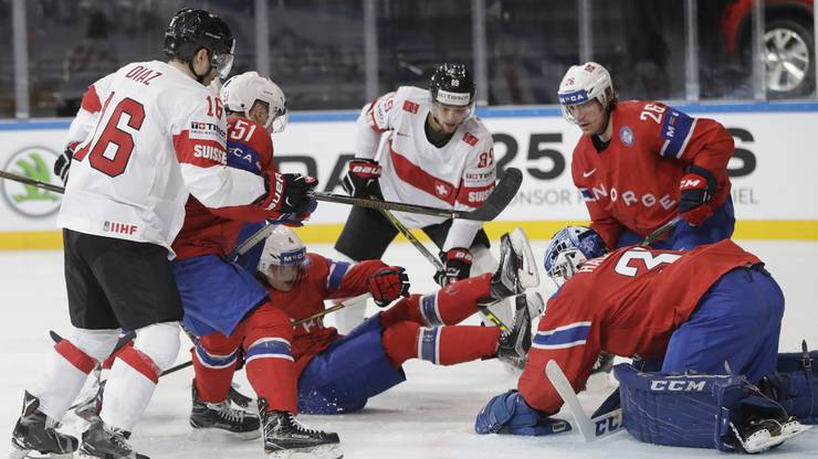 Die Schweizer behielten gegen Norwegen einen kühlen Kopf, nicht wie gegen Slowenien.