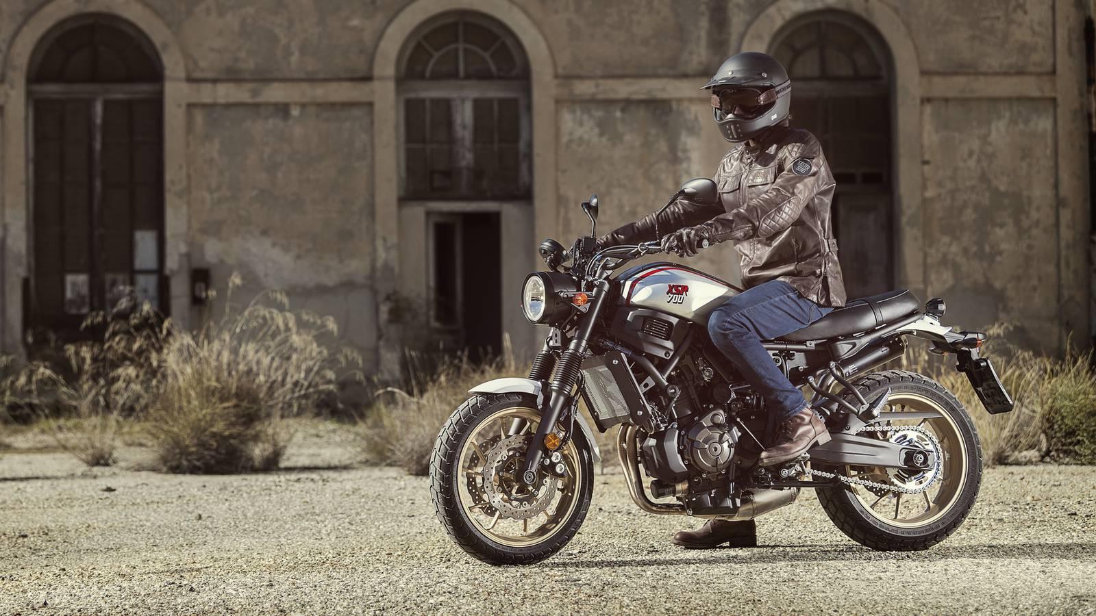 Eines der vielen Yamaha-Modellen bei Rüegg Motos (© Rüegg Motos GmbH)