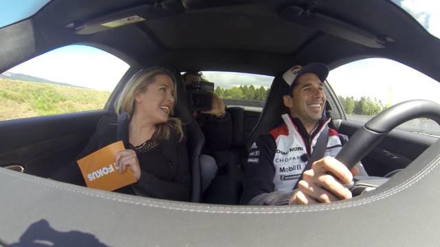 Faszination Rennsport: Neel Jani gibt kurz vor Le Mans Vollgas