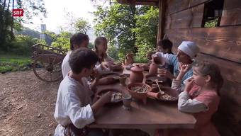 «Leben vor 500 Jahren»: Die besten Bilder aus der SRF-Doku-Soap