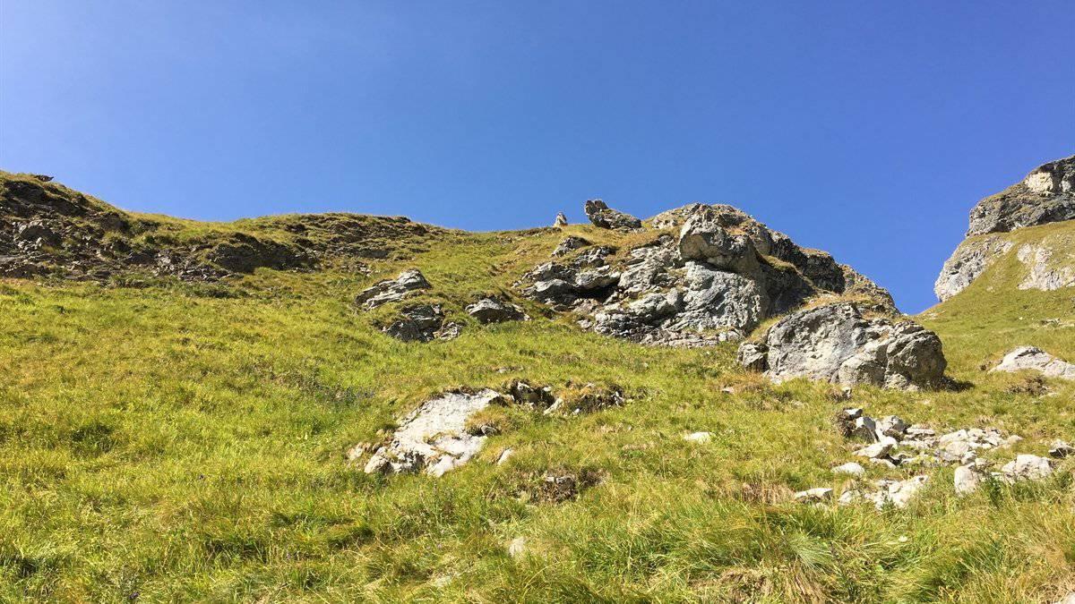 Der Berggänger stürzte bei Preda in den Tod.