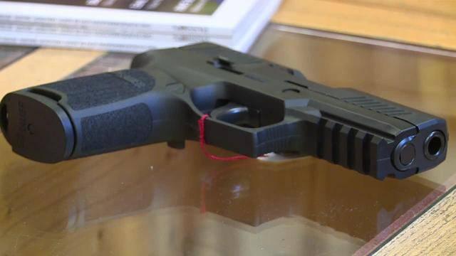 Schweizer kaufen Waffen