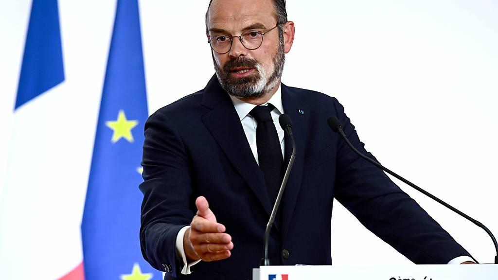 Frankreich kündigt weitreichende Lockerungen an