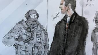 Die Staatsanwaltschaft fordert für eine lebenslange Haftstrafe für Mehdi Nemmouche, der im Prozess um den Anschlag auf das jüdische Museum in Brüssel für schuldig befunden wurde.