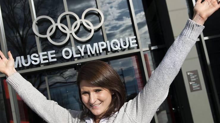 Die früher erfolgreiche Fechterin Sophie Lamon-Fernandez verlässt Swiss Fencing