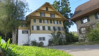 Die Alte Mühle in Winterschwil