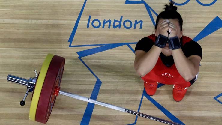 Vor der Situation im Gewichtheben haben in der Vergangenheit offensichtlich zu viele Leute die Augen verschlossen.