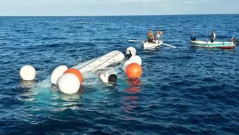 In der Ägäis sterben mindestens 22 Bootsflüchtlinge