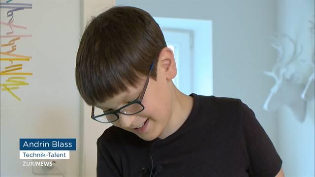 12-Jähriger aus Winterthur brilliert mit Erfindung