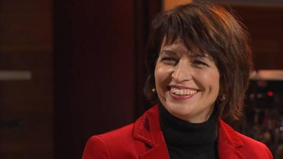 Doris Leuthard in der letzten Sendung «Giacobbo/Müller» – die besten Momente.
