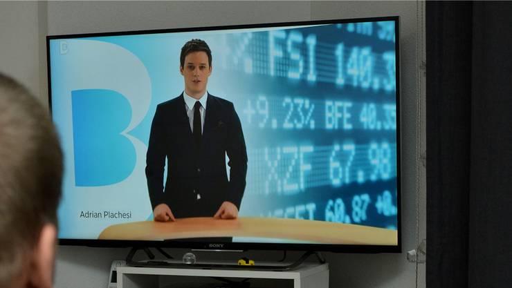 Das neue Design gefällt, da schaut man sogar die Börsensendung.