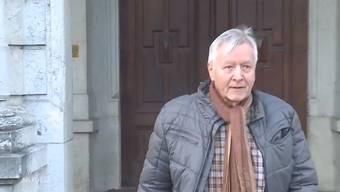 Vor zwei Jahren zündete Andres Z. seine Zelle an. Nun stand er deswegen vor dem Obergericht in Solothurn. Der Prozess war nach nur einer Stunde beendet.