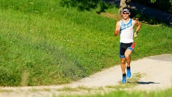 Stefan Rey trainiert das ganze Jahr nur für die letzten Meter vor der Ziellinie. Dann fühle er sich «wie ein Kind auf einem Trampolin».