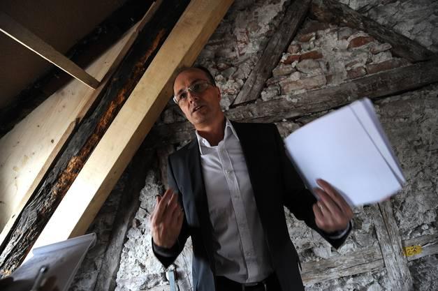 Architekt Miklòs Berczelly