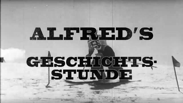 Alfreds Geschichtsstunde: Die erste Ski-WM