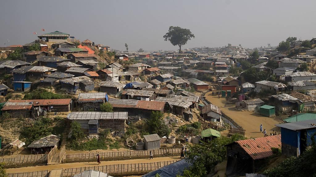 Rohingya-Flüchtlinge sollen keine SIM-Karten mehr kriegen