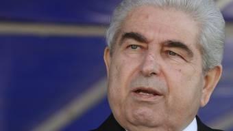 Zyperns Staatspräsident Dimitris Christofias (Archiv)