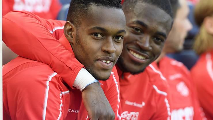 Neue Herausforderung für Edimilson Fernandes (links): Der 23-Jährige wechselt in die Bundesliga zum FSV Mainz