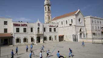 Eine christliche Schule in Ramla: Nach rund einmonatigen Streiks einigten sich die Schulen mit dem israelischen Staat vorläufig.