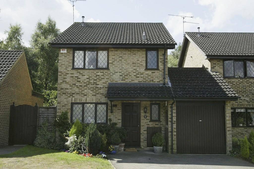 Das ist der Ligusterweg 4, hier wohnte Harry bei seiner Tante Petunia und seinem Onkel Vernon mit Cousin Dudley (© getty)
