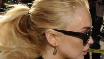 Lindsay Lohan bezeichnet sich selbst als Tollpatsch