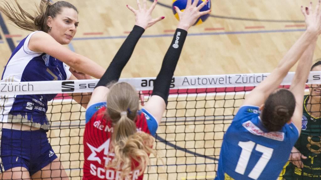Kanti Schaffhausen aus Challenge Cup ausgeschieden