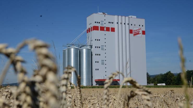 Die Knecht Mühle ist die grösste im Kanton Aargau.