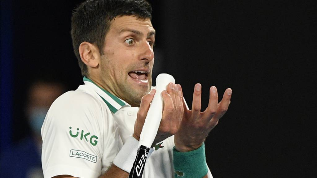 Braucht mehr Zeit zuhause: der Weltranglistenerste Novak Djokovic
