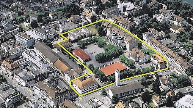 Kasernenarel Aarau
