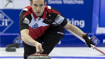 Sven Michel spielt auf der dritten Position des Schweizer Teams