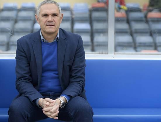 Der neue Chef des Nationalteams: Pierluigi Tami