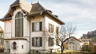 1897 wurde die Fabrikantenvilla erbaut, nach 35 Jahren als Musikschule braucht die Stadt das Haus nicht mehr.