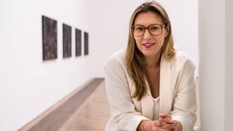 Will Ideen zeigen, die noch ungetestet sind: Elena Filipovic, Direktorin der Kunsthalle Basel.