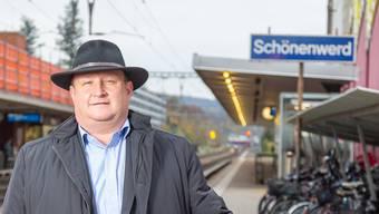 Seit 1993 Gemeindepolitiker, seit 2012 Kantonsrat: Peter Hodel (53).