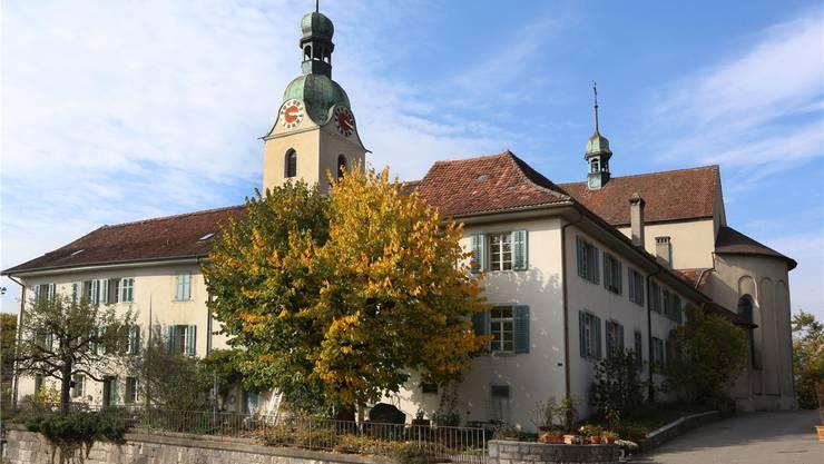 Turm der Stiftskirche Schönenwerd
