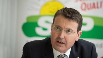 SVP-Präsident Thomas Burgherr: «Wir müssen neue Bevölkerungsschichten erreichen.»