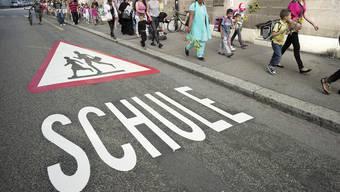 Das Baselbiet weist, im Gegensatz zum Kanton Basel-Stadt, tiefere Schülerzahlen als im Vorjahr auf.