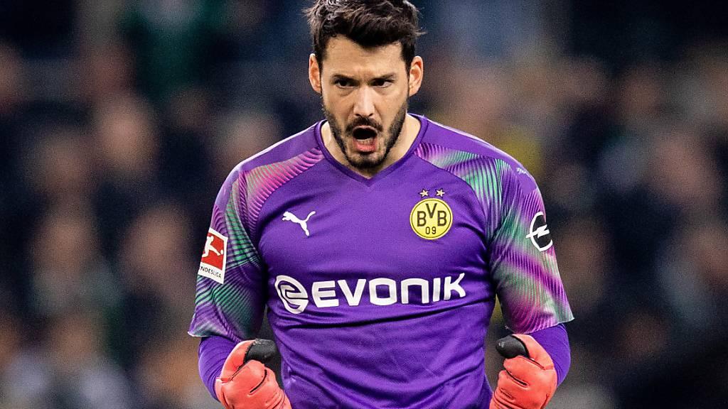 Roman Bürki vor dem Bundesliga-Comeback