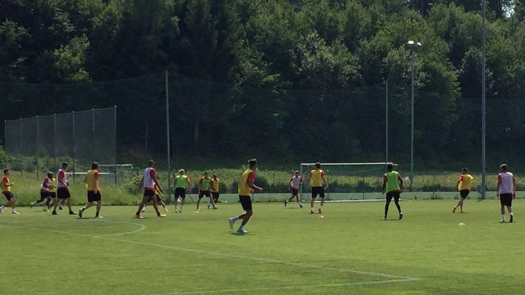 FC AARAU - Saisonauftakt Jurendic Marinko